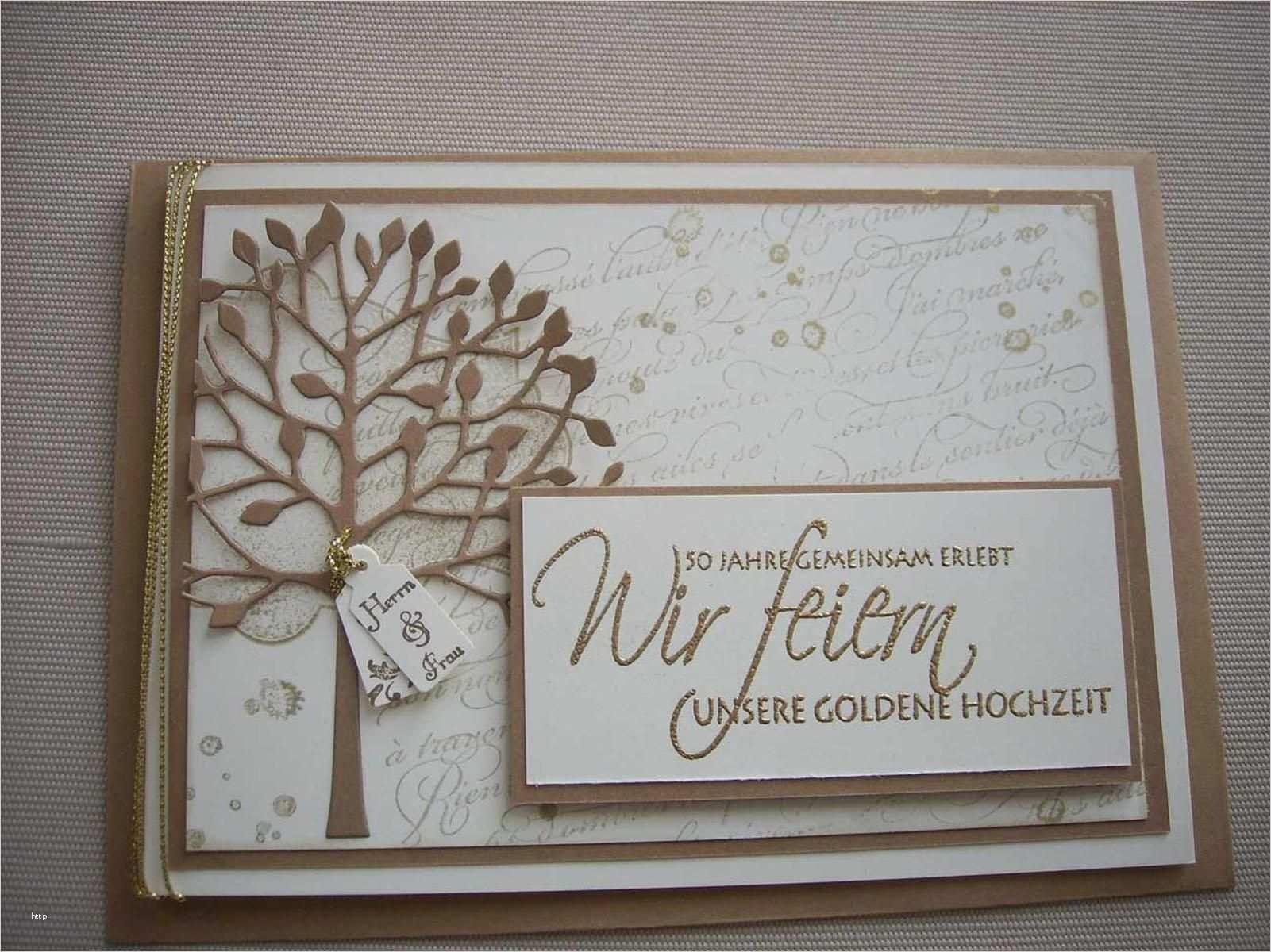 25 Erstaunlich Einladungskarten Goldene Hochzeit Vorlagen