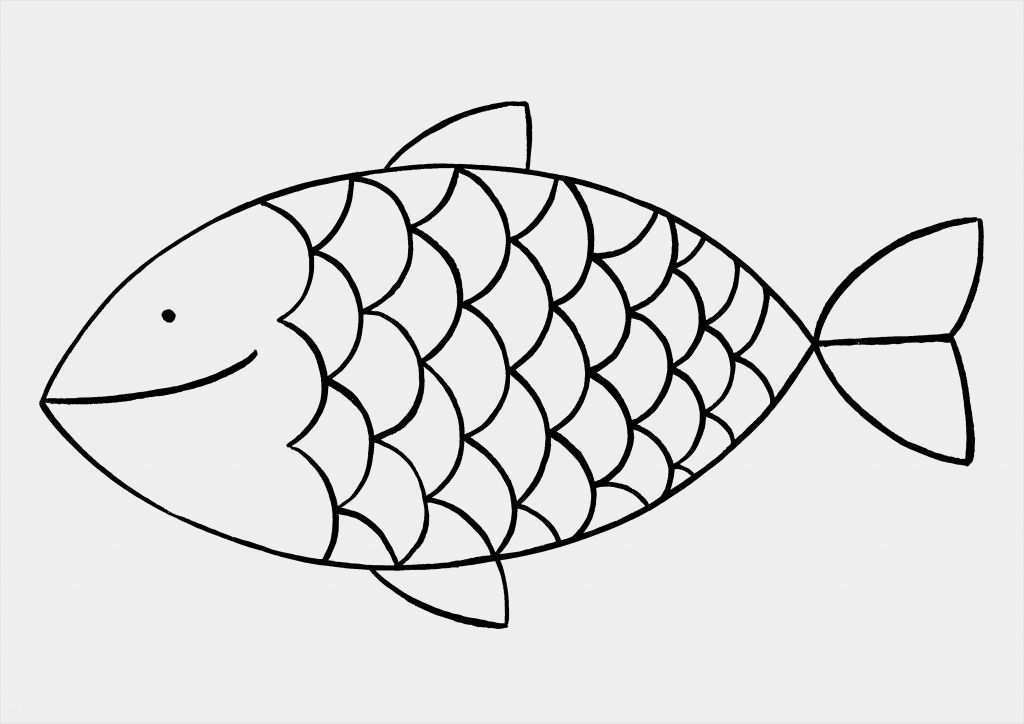 fisch vorlage zum ausschneiden großartig fisch malvorlagen