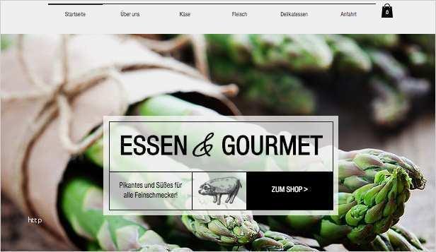 28 Hübsch Homepage Vorlagen Kaufen Vorräte Siwicadilly Com