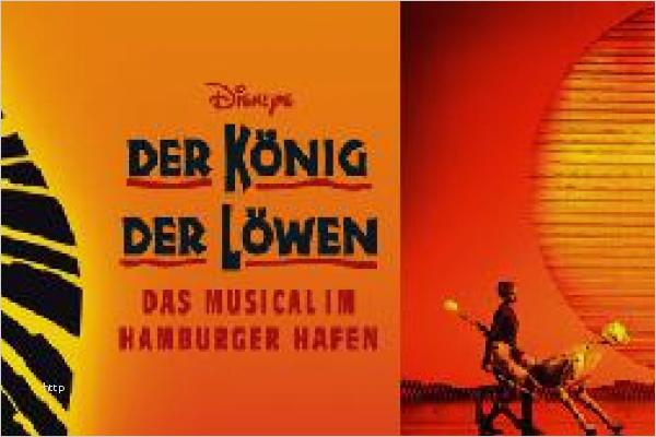 Musical Gutschein Vorlage Ausdrucken Neu König Der Löwen ...