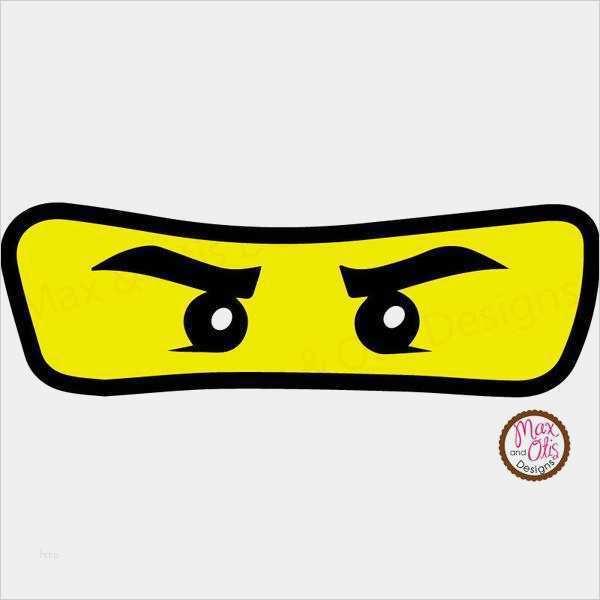 Ninjago Augen Vorlage Angenehm Printable Iron Transfer Ninjago Eyes Editable Pdf | siwicadilly.com