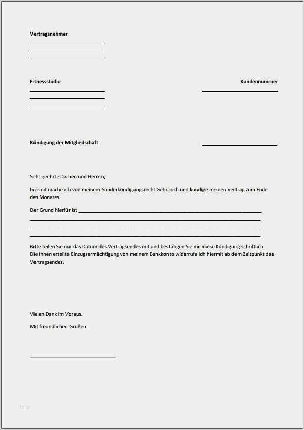 O2 Handyvertrag Kündigung Vorlage Pdf Luxus Kündigung ...