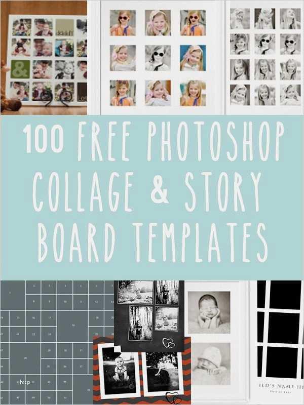 Photoshop Collage Vorlage Download Wunderbar 28 Besten ...