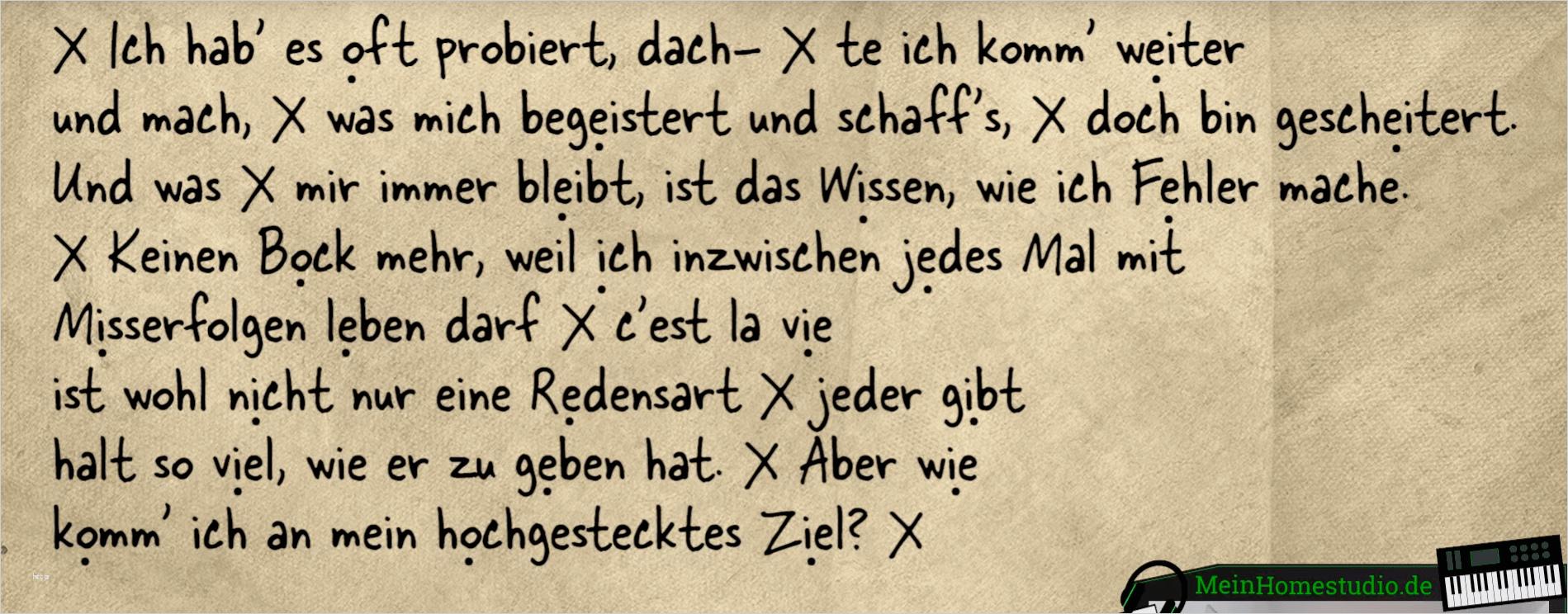 Rap Text Deutsch Vorlagen Hübsch Wie Kann Ich Raptexte